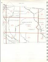 Map Image 033, Clearfield County 1973